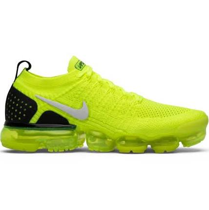 2 Multicolor Air Nike Hombre 700 Blanco Volt 942842 Vapormax Flyknit Negro tRxwqd0w