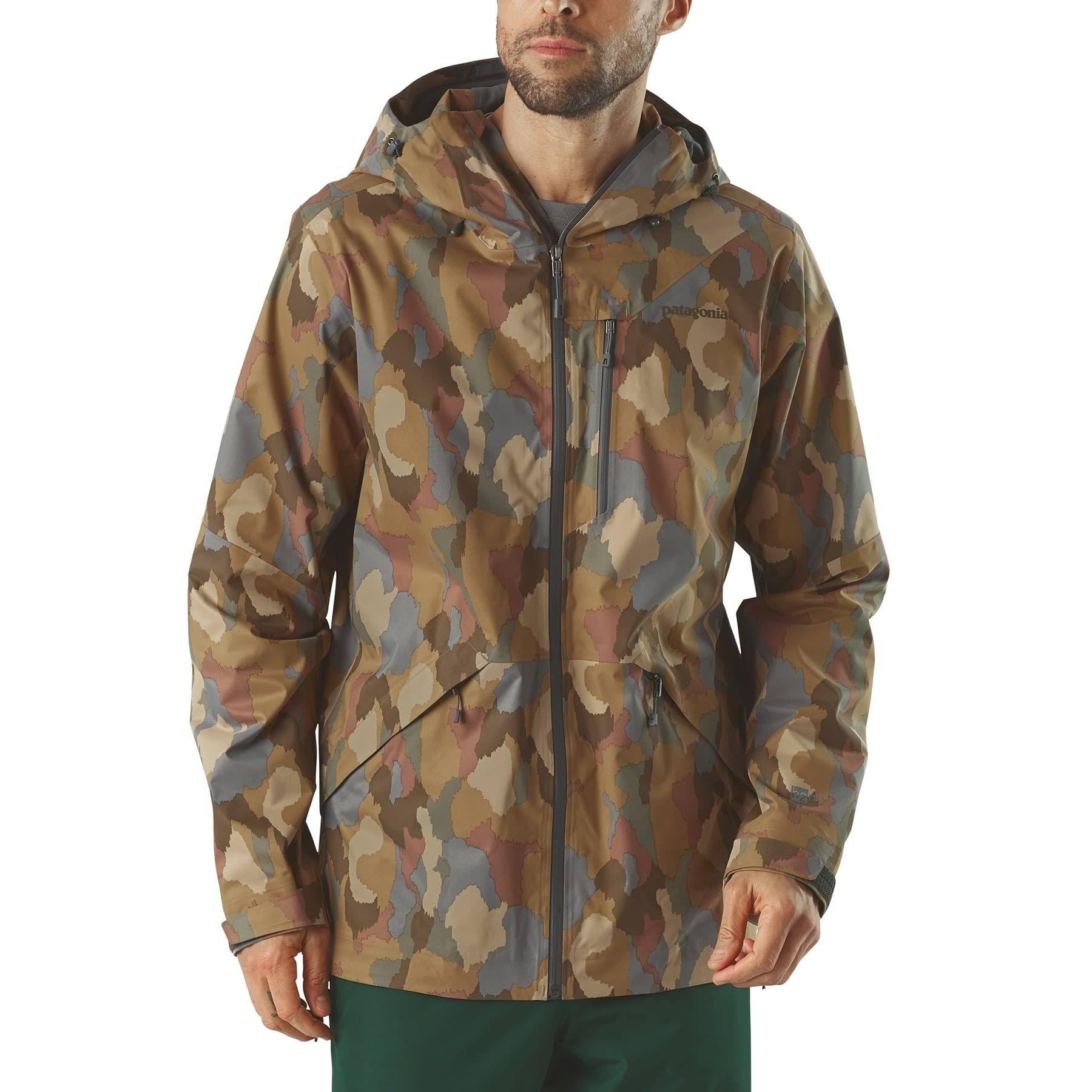 Multi Snowshot Mojave Hombre Camo Patagonia S Jacket Para Bunker Khaki dOqwnHIa8