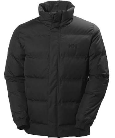 Zipper Jacket Down Schwarz Mens Helly Hansen 54404 8PWnH0FPg