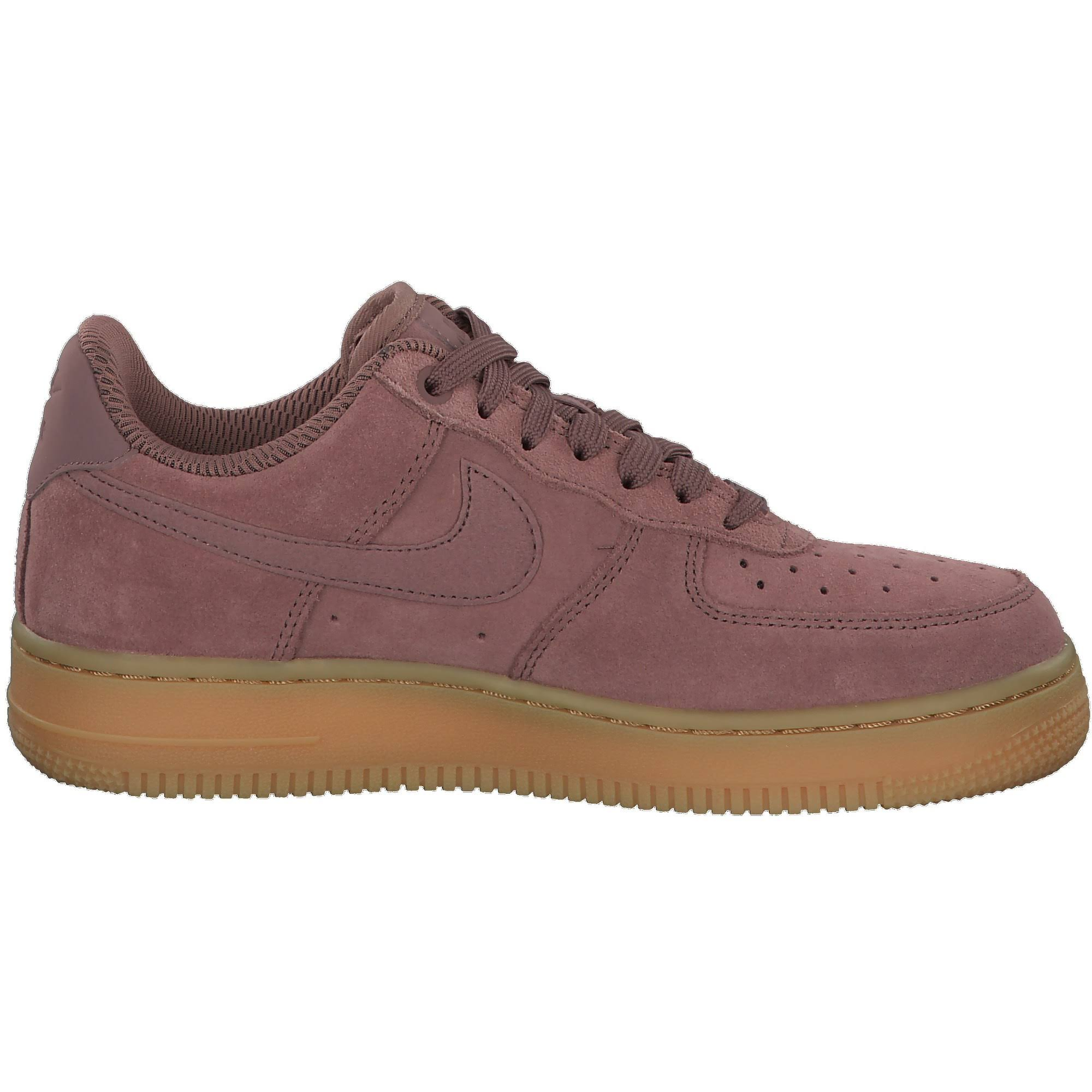 Se Mauve Nike Women's Pink 1 Force '07 Womens Suede Air qOTzOvZwI