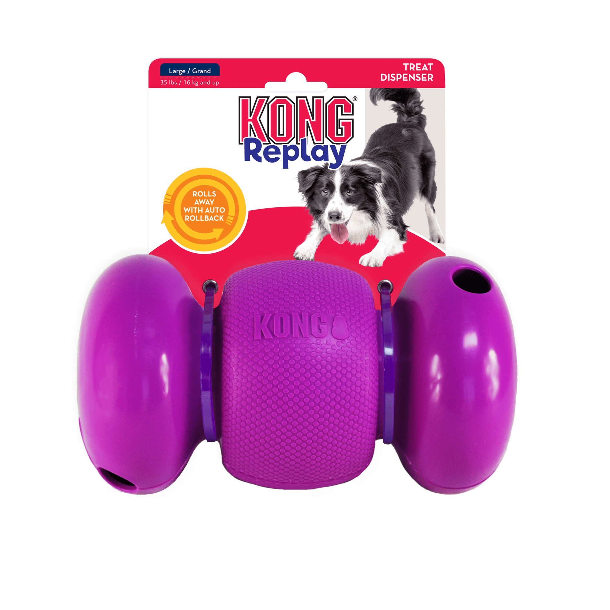 KONG Replay Treat