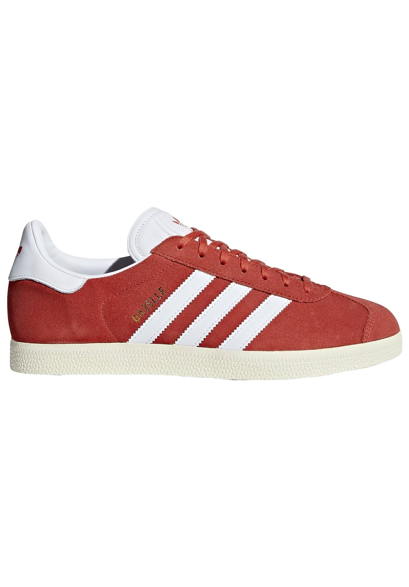 Adidas Rot Damen Originals Sneaker Gazelle Herren 5 Us UzgxUrwq