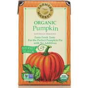 Farmer's Market Organic Pumpkin Puree - 15 oz carton