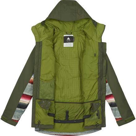 Night Sinola Covert Jacket Burton Forest Herren IO8ROZx