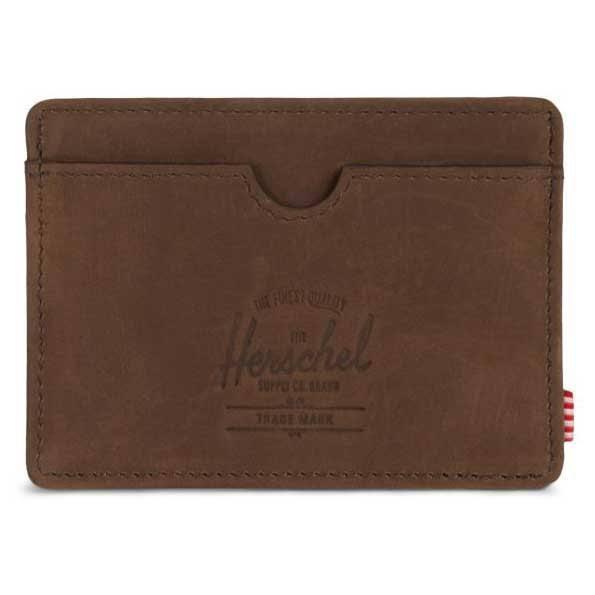 Leather Nubuckbrownleather Nubuckbrownleather Charlie Charlie Leather Leather Herschel Herschel Charlie Herschel 0ywmONnv8