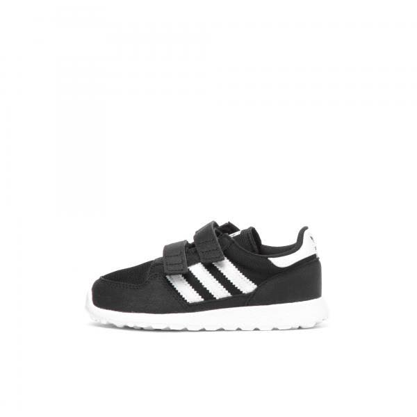 Trainers Adidas Black Infants Originals Velcro Forest Grove w1BvxgH