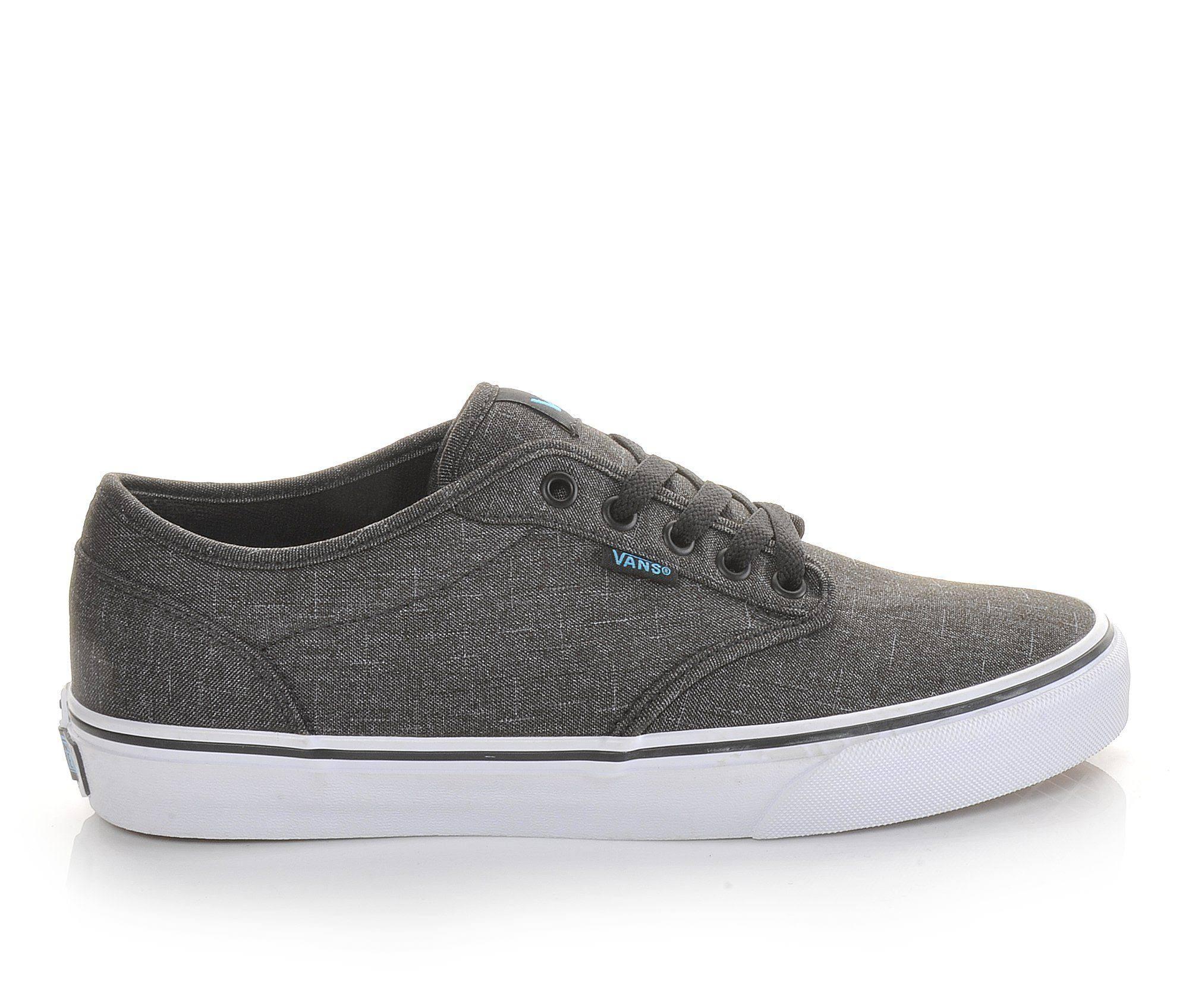 Textile 12 Vans Hombre Skate Shoes Atwood Tamaño negro Para aq8q5r