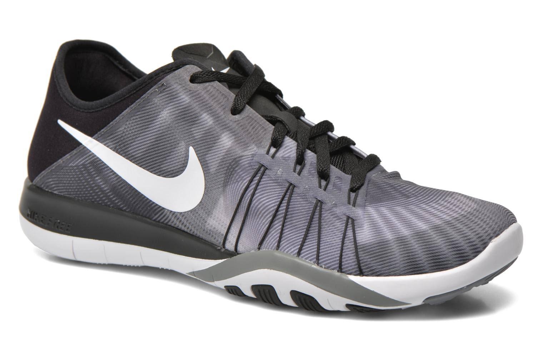 6 grau Fitnessschuhe Print Free Schwarz Nike Tr Damen wxPEZOZ