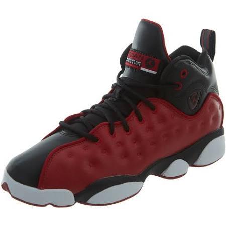 Kids negro Gimnasio 600 blanco Estilo Jumpman Ii 820273 Rojo Rojo Jordan Team Big PqwIf