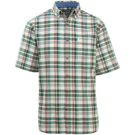 Timberline Plaid Camisa Hombre Timberline Hombre Verde Camisa Z6vx8gq