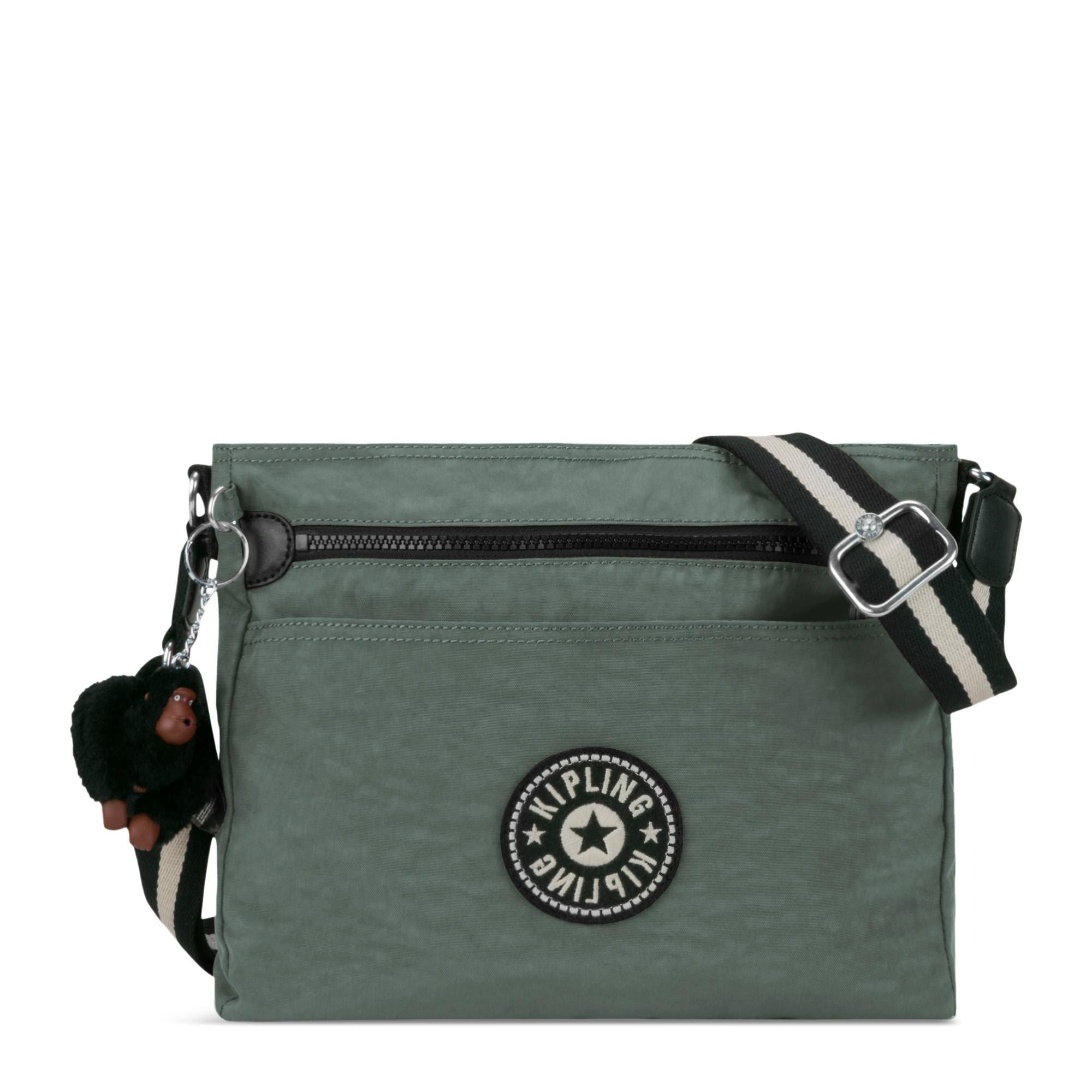 Crossbody Shelia Kipling Green Bliss Bag mv8w0Nn