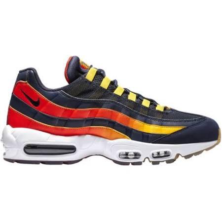 5 Nike 9 Air Zwartblauwzwartblauw Schoenen 95Heren Maat Max PTOkZiXu