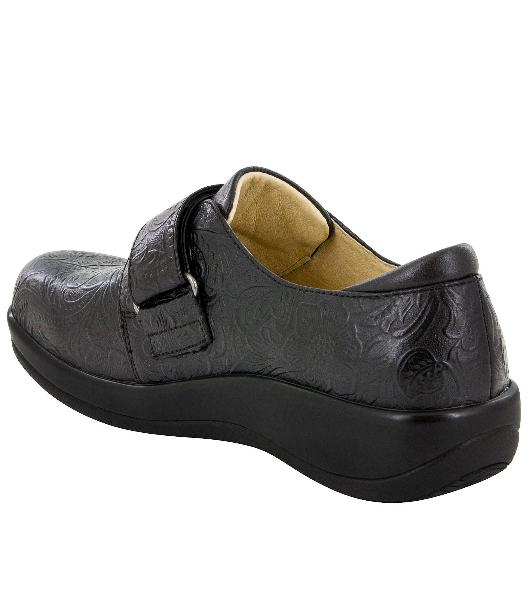Alegria 39Nero Joleen Shoe Tar Tooled PN8kXwOn0Z