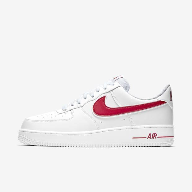 '07 3 Wit 43 Nike Herenschoenen Air 1 Force 3A5q4RLj