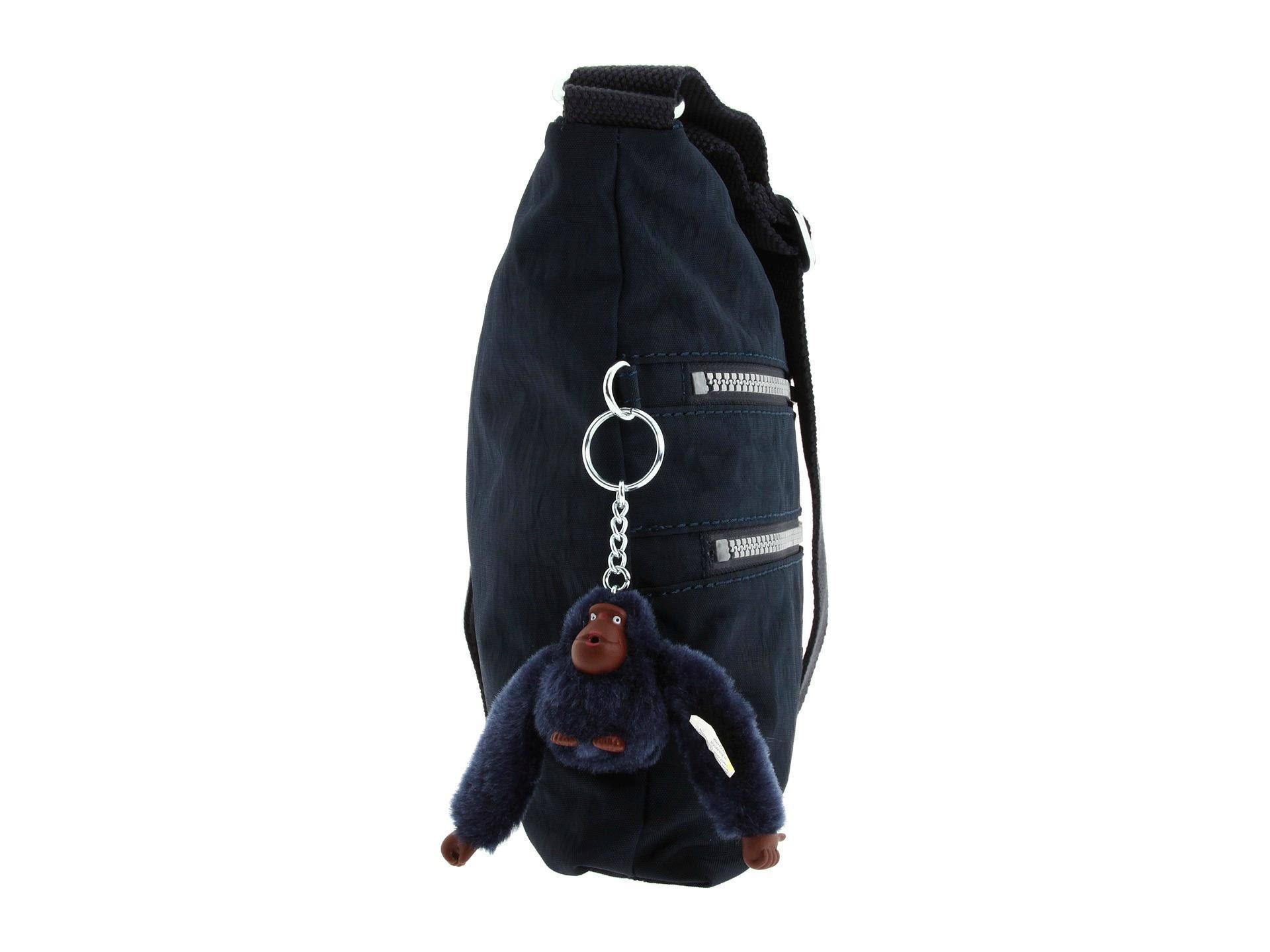 Bag donna da scuro Crossbody Kipling Grigio di Solid Alvar l1Ju3TKcF