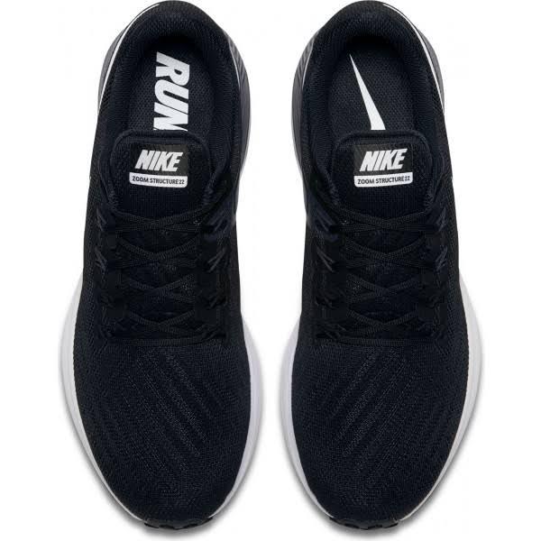 22 Structure Zoom Schwarz Herren Air Laufschuhe Nike Für weiß Schwarz wSUtqt