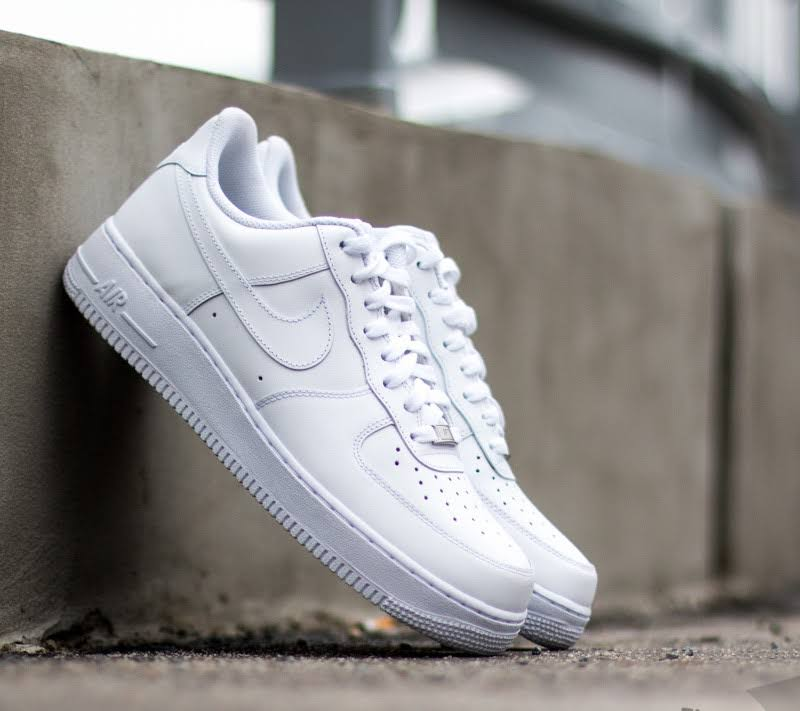 Nike Style Shoes Little 314193 Force Kids Wht Whitewhitewhite 1 qqRrP