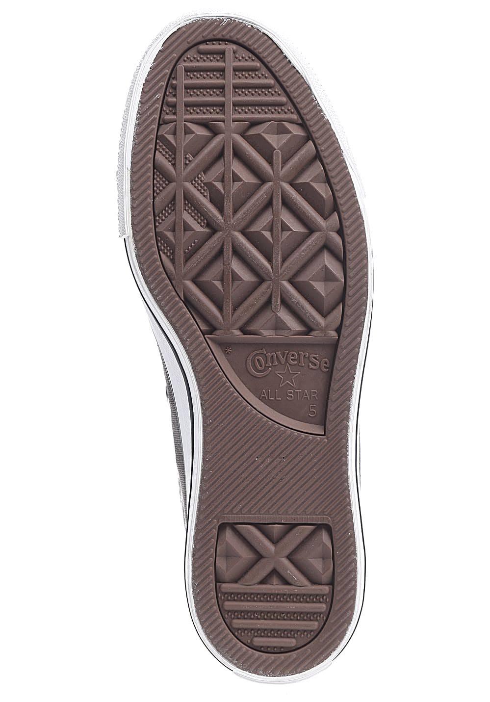 High Sneakers Grau Unisex All Converse Hoch Charcoal Star 35 Größe Hi 1j793 wx0AqUAzY