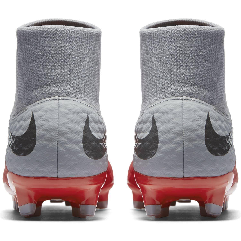 Df Nike Hypervenom Phantom 7 Fg Crimson Iii Academy Cleat Light Soccer PaIrad