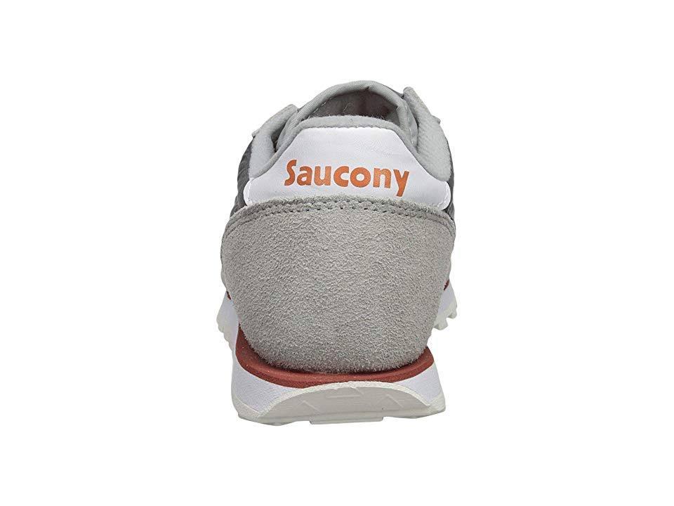 Saucony Low SchoenDames 5 Jazz grijswit6 grijsWit Pro pSUzMV
