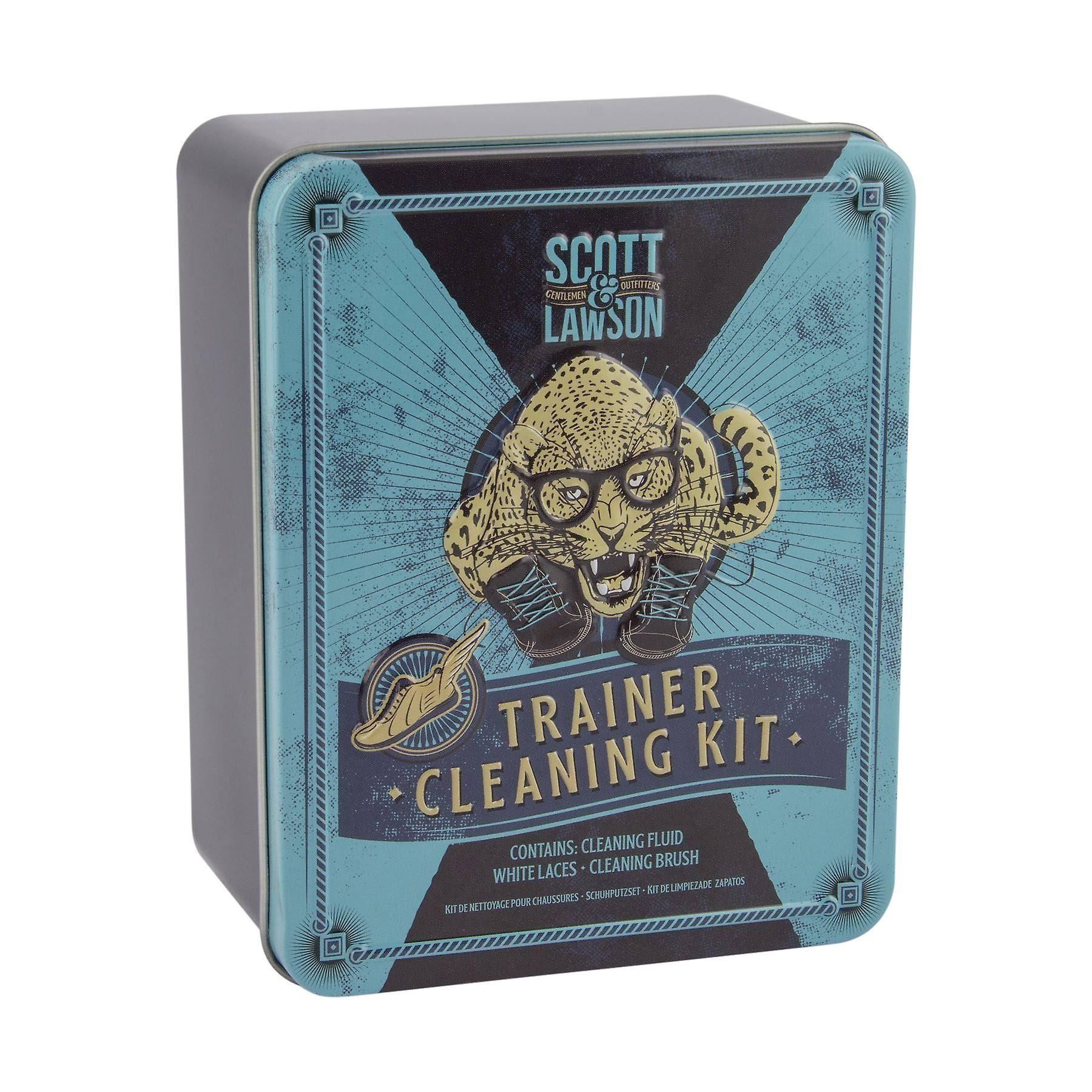 Scott and Lawson Trainer Cleaning Kit