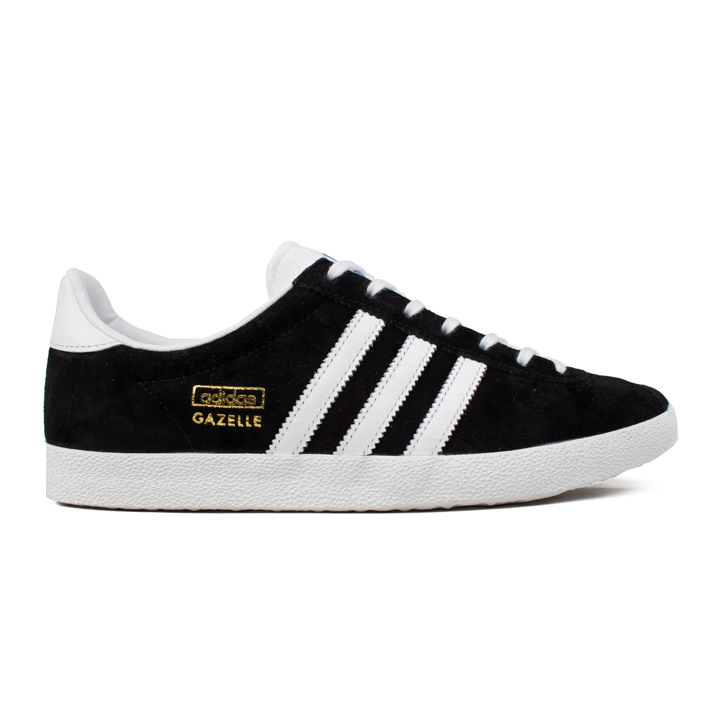 (9) Adidas Originals Gazelle OG - Black