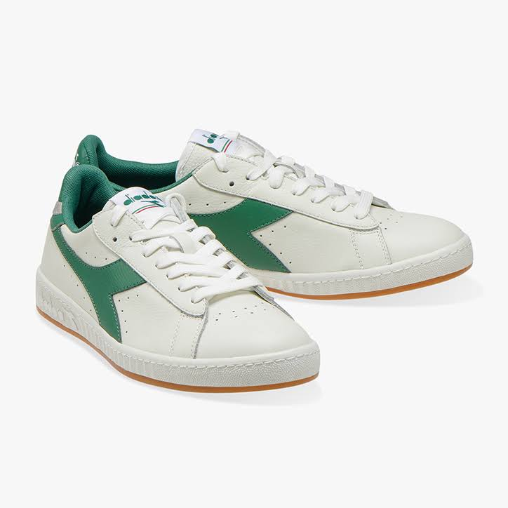 Game Game Diadora Low Diadora L White L CBerWodx