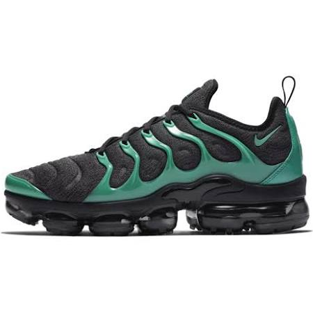 Air Mens Shoes Black cool clear Plus 12 Vapormax Emerald Nike Size Grey Black qdxnHOq