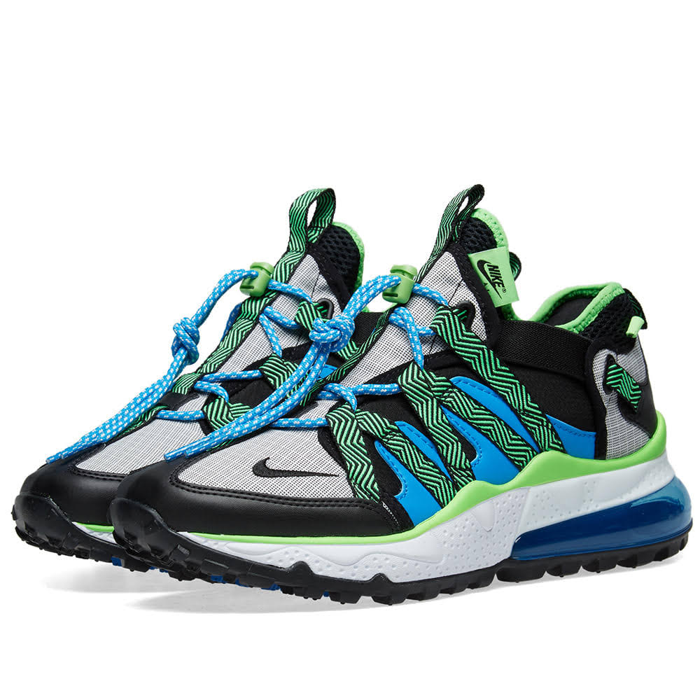 Bowfin Black Nike Blue Max amp; Air Green Phantom 270 t174ZPq