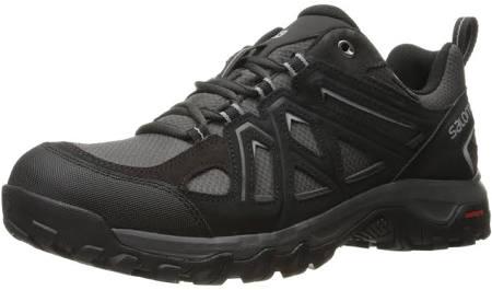 Men's 10½ Waterproof Evasion Cs Hiking 2 Salomon Shoes Black OB1dAq1