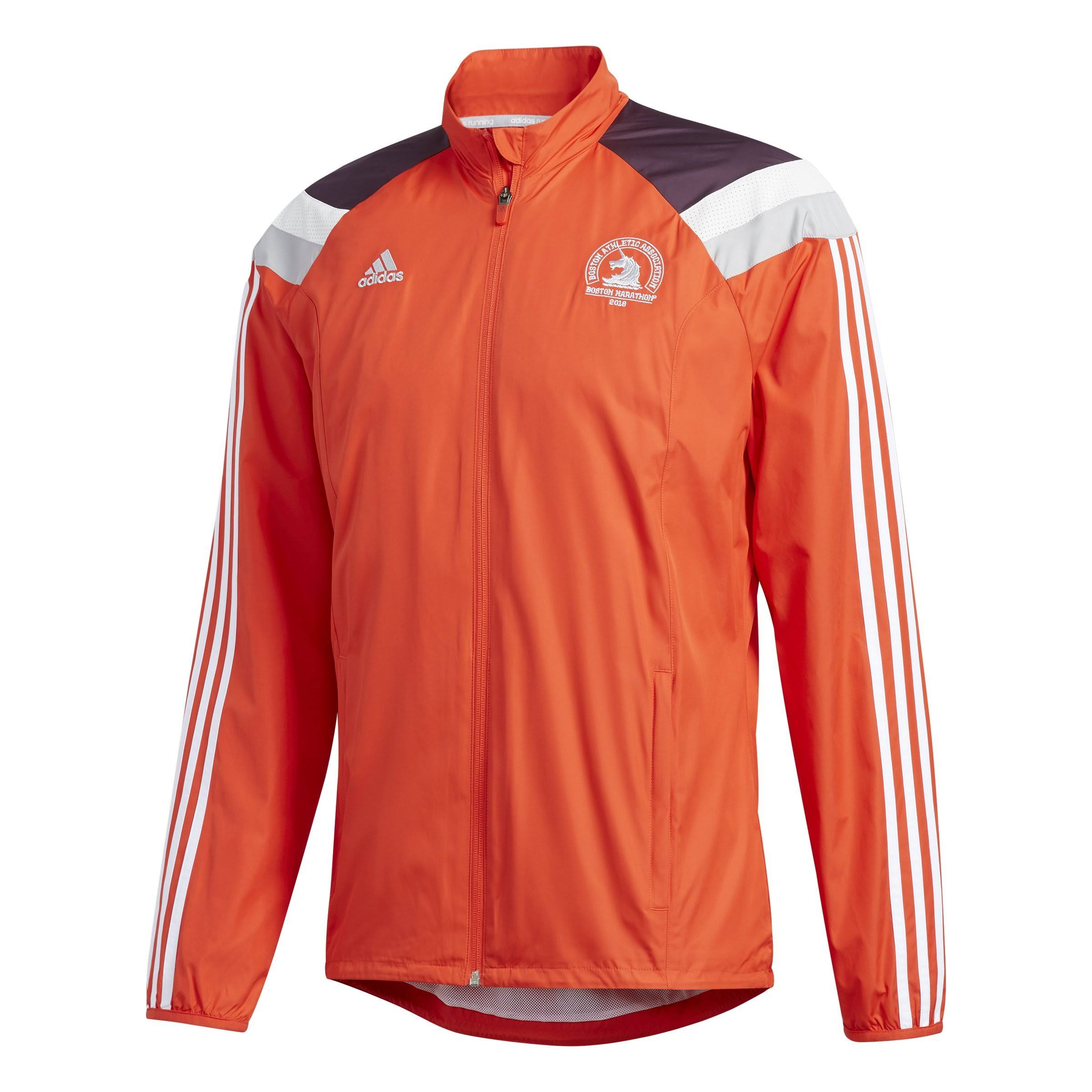 2018 Adidas Celebration Xl Rot Größe Marathon Herren Jacket BrHwrIq