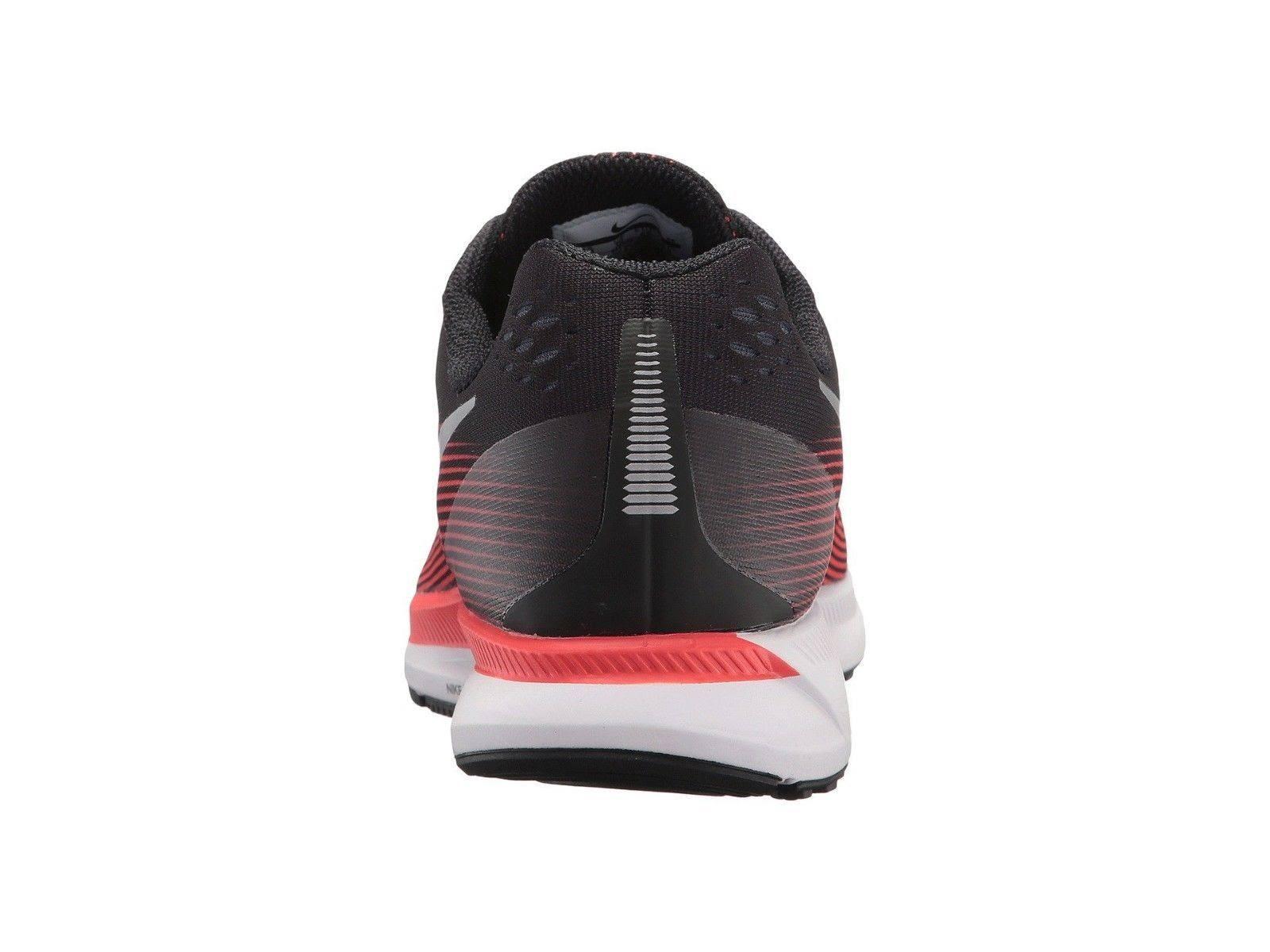 Zoom Tamaño Plateado Zapatillas Correr Nike Negro 34 880555006 Metálico Para 14 Air Pegasus Hombre gzwBqxa5