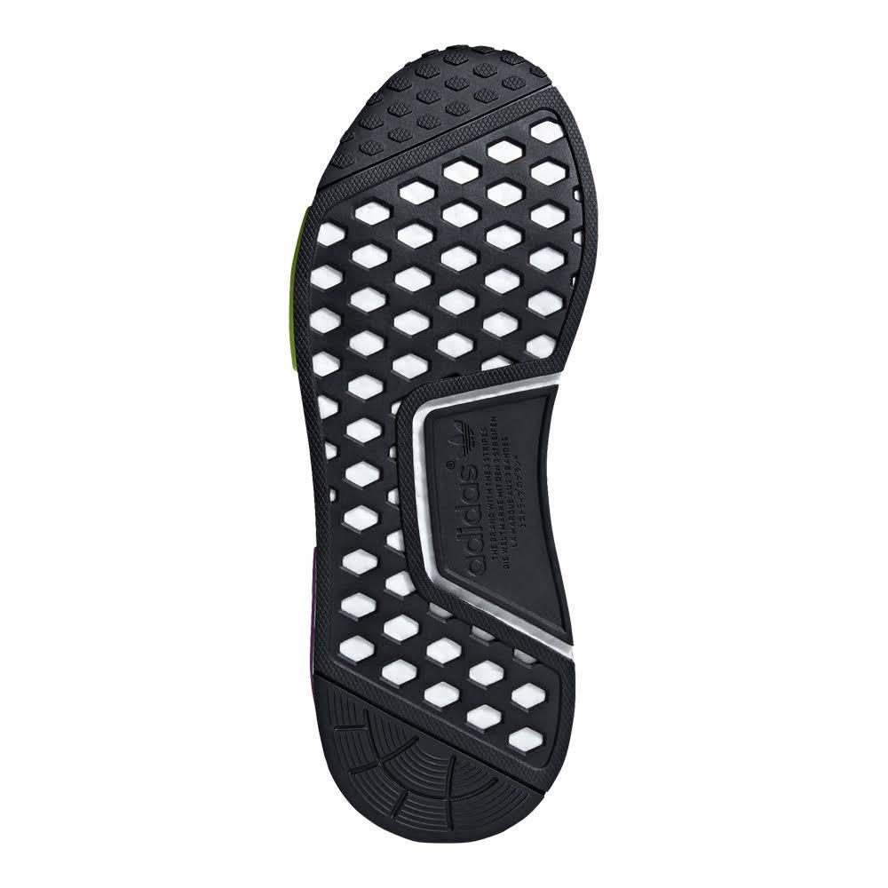 Nmd Gelb Kern Schuhe Schock r1 Originals Schwarz Men's D96627 Lila Adidas Ex1q00