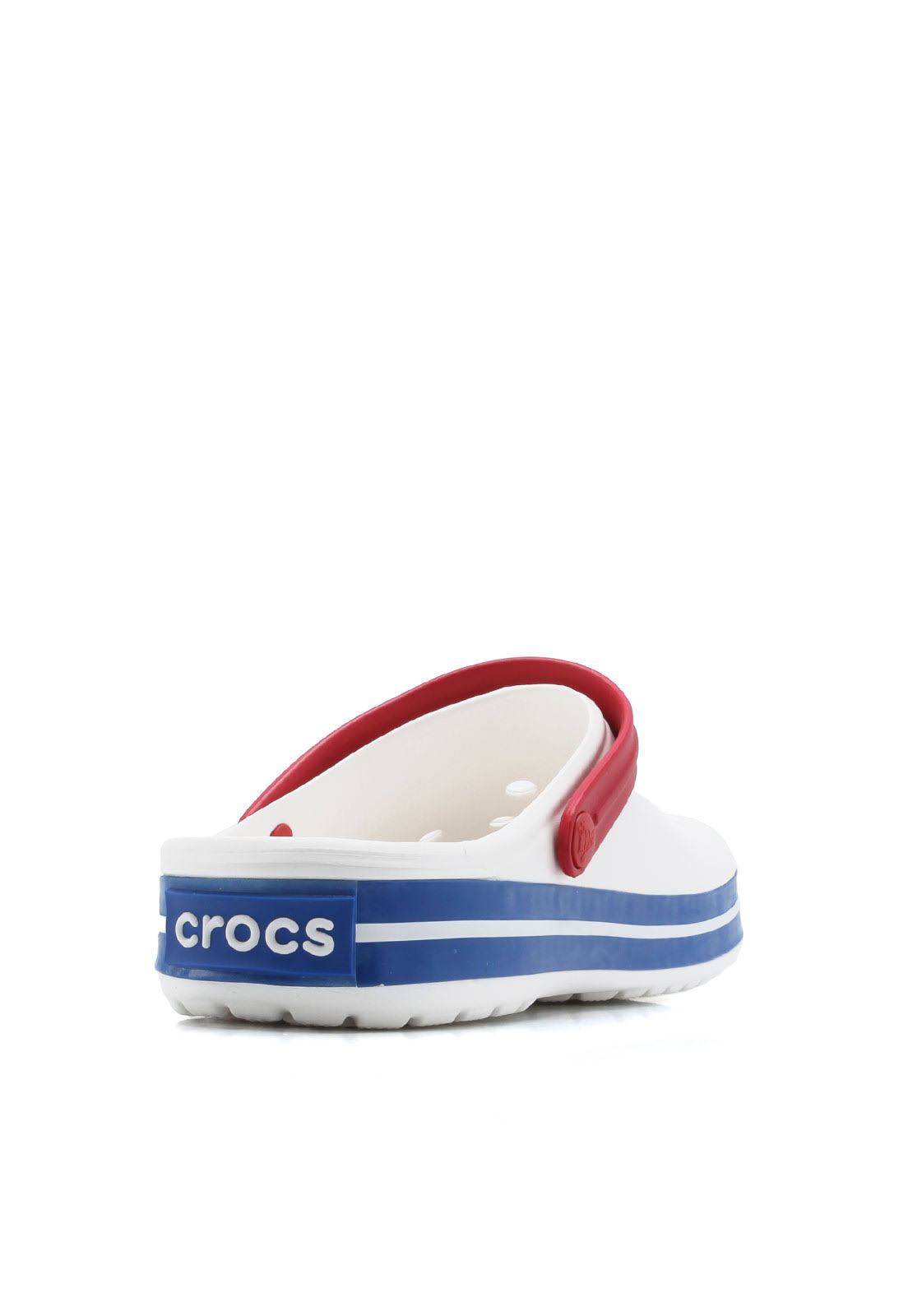 Crocband Bianco SandalUnisex Crocs RoyalJean Blu 8n0OkPw
