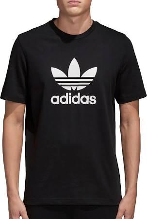 shirt Trefoil T Schwarz Xs Männer Adidas Originals BqgUTa