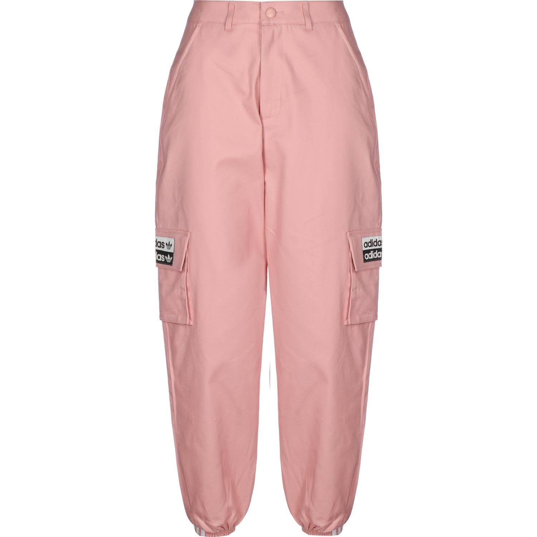 adidas Tp W training pants Women pink Gr.42 EU