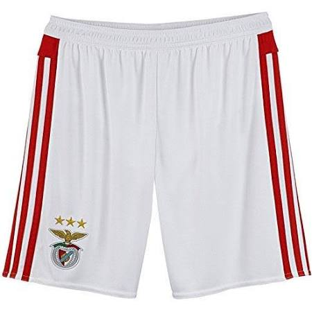 Mens De 2015 Cortos Adidas S Benfica Fútbol 16 Red Pantalones qfTawFxf