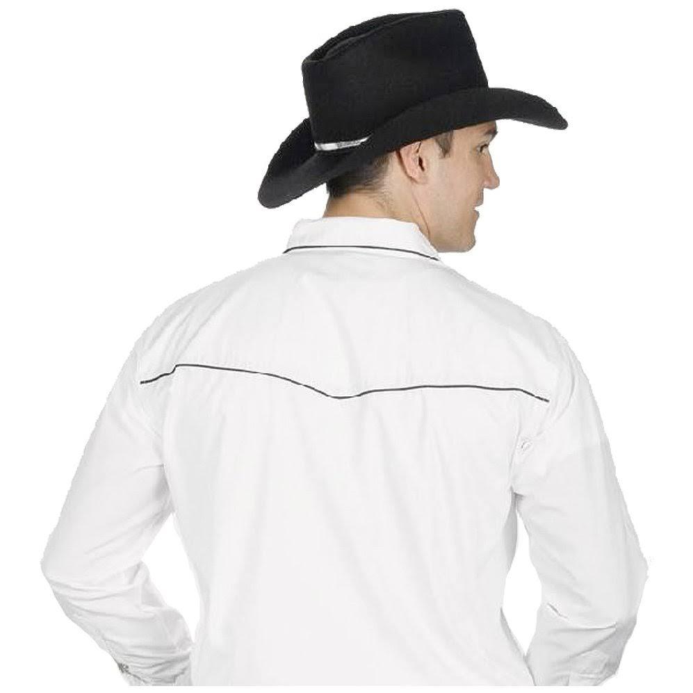 Estilo Retro white xl 730 Bordado Hoja Wex Mezcla Para Camisa Outlet Hombres Algodón Sunrise De Bq0w08