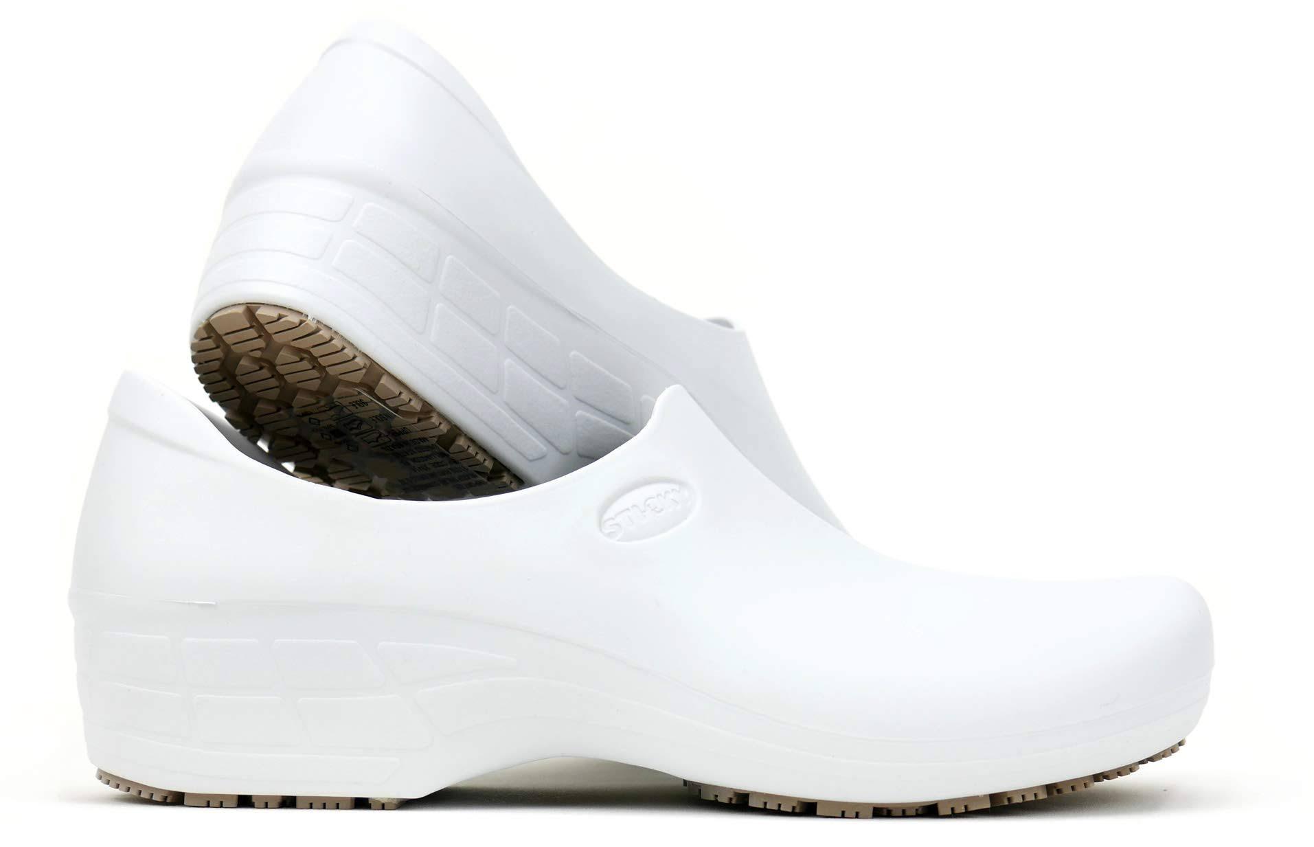 antislip Kleverige waterdichte schoenen8witwit Kleverige waterdichte qSzpUGLMV