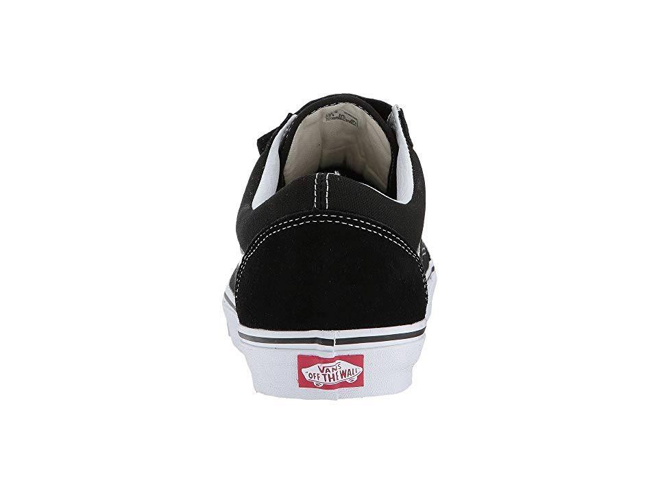 Old Black Skool trwht Black V Unisex Shoe Skate Vans O65aBxWw