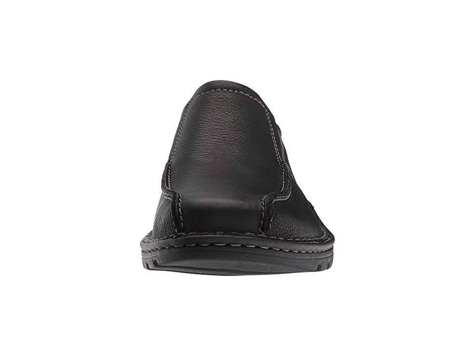 5 Maat10 Leather W Men's StepBlack Clarks Vanek Oily 80vNnmw