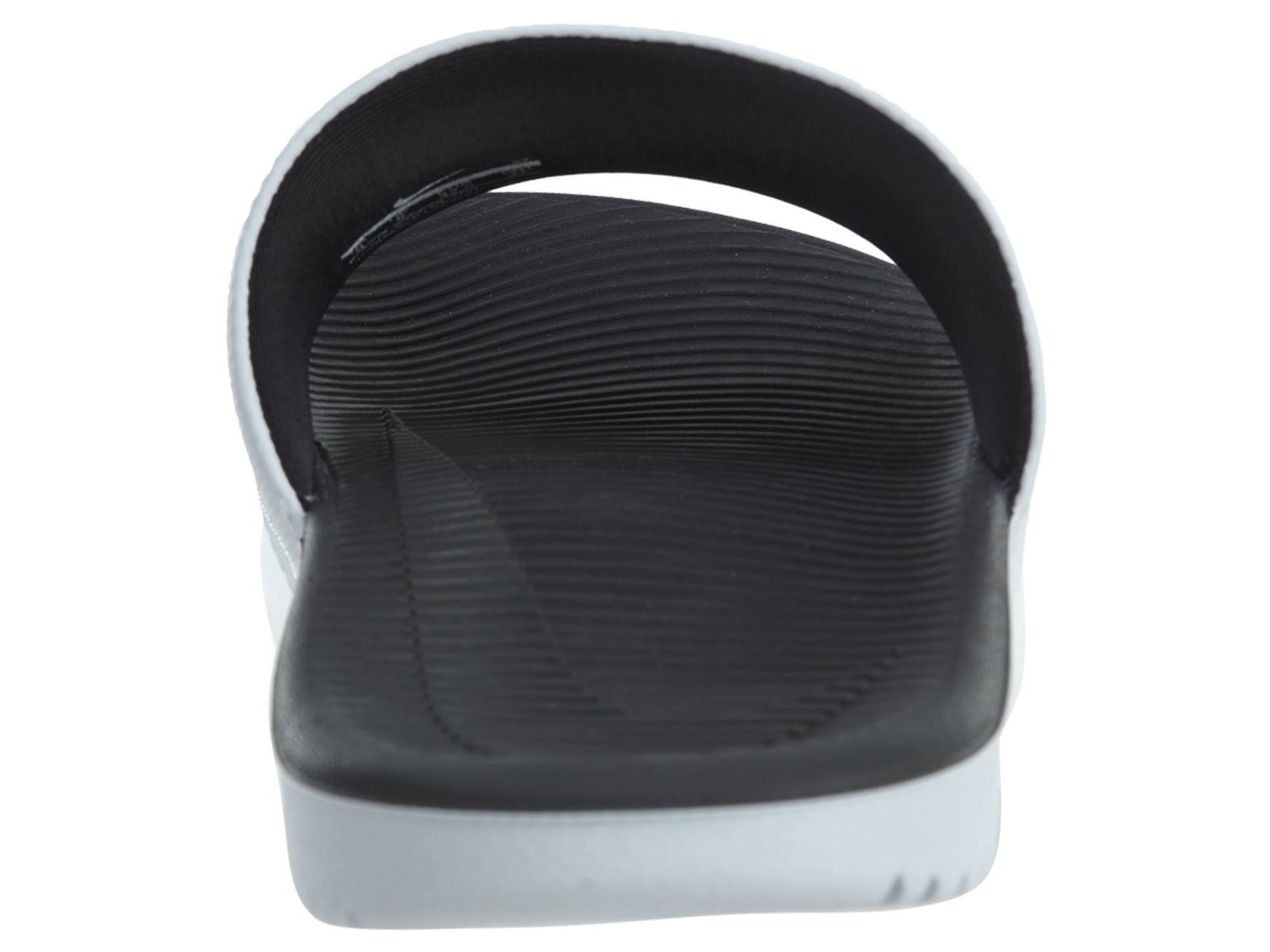 De Cordones Nike 100 Tamaño Slide Para New 10 Kawa Sandalias Hombre Sport 832646 White Sin Rq5H0
