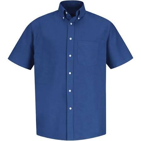 Corta Ejecutiva Con 1 Kap Sr60 Para Manga Azul Camisa Botones Red Hombre Uv4qwOvHAx