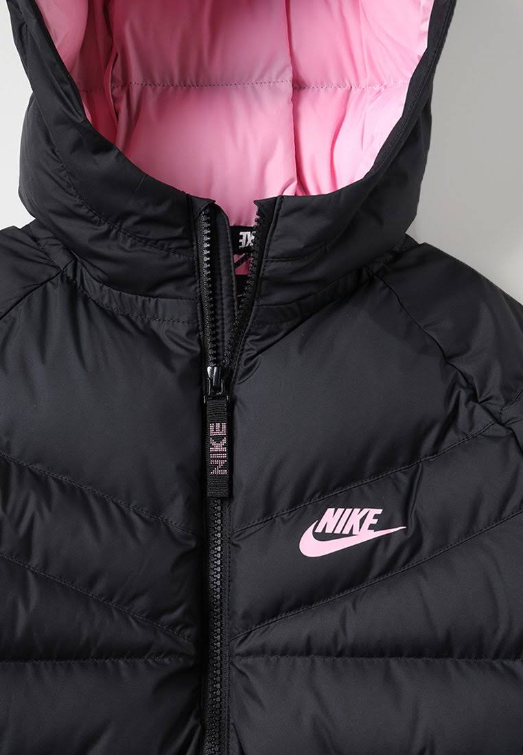 Nsw Filled Girls Chaqueta En Nike Older Lavaglow Negro Ownaxt8a