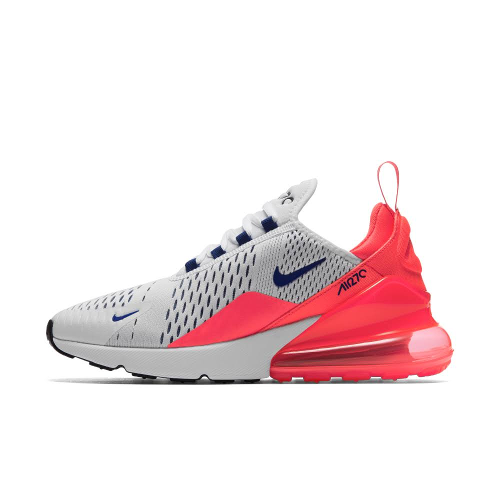 Max White Women's Shoe Air Red 270 black 5 white solar Nike Size 6 BHq5wxpC