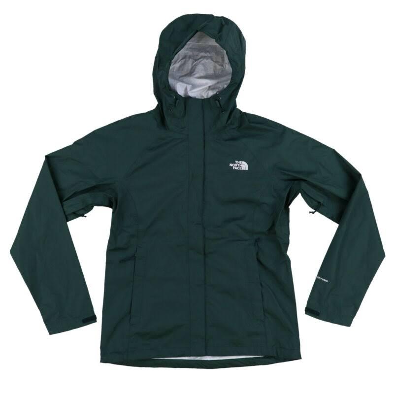 Venture Face The Damen Mantel Für New Windbreaker North Regenjacke Green Zip Wasserdichter Scarab qaa5wE
