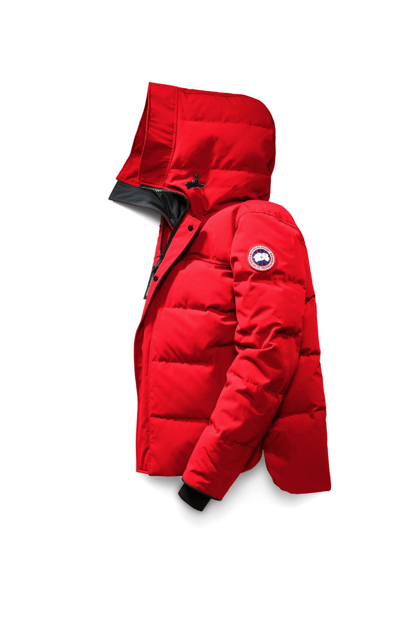 L Hombre Para Parka Rojo Goose Talla Macmillan Canada 0Pgwaq