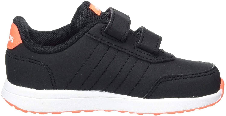 Adidas Vs Switch 2 Infant Trainer, Black / UK 7.5
