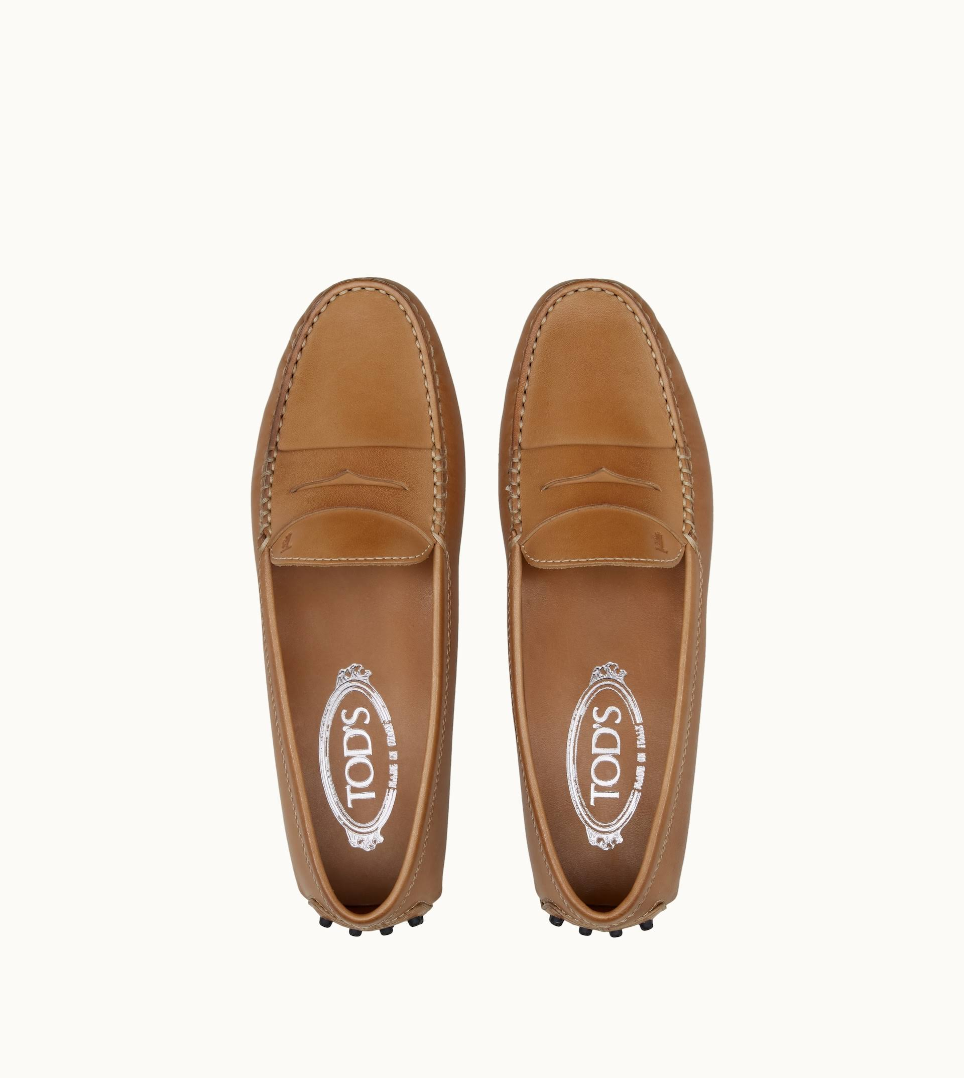 Tod's Brown 'gommini' Moccasin Driving 'gommini' Tod's DY2IWHE9