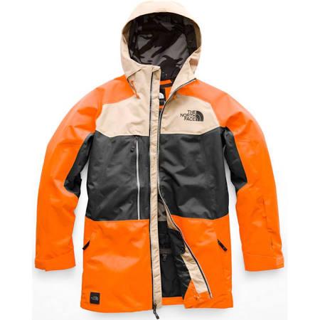 Schwarz large Face Die Orange Jacke Repko North X 6Xw6qZU